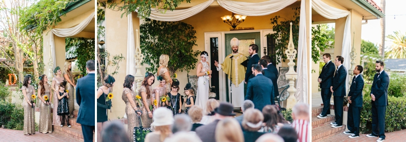 beautiful October wedding at the The French Estate in Orange County California